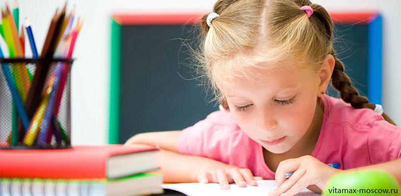 Маме на Заметку: Как поддерживать иммунитет школьника в здоровом состоянии в течение всего учебного года.