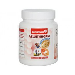 ЛецитиНорм (250 гр.) Россия