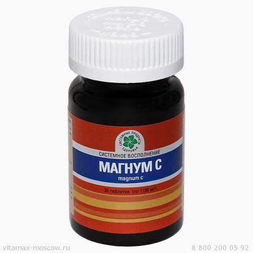 Магнум С (30 капс.)
