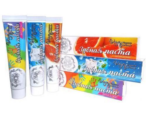 Зубная паста (5 видов)